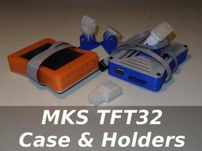 MKS TFT32 Case & Holders