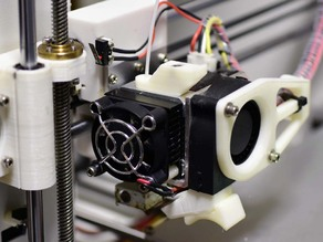 Extruder Lever for AURORA A3