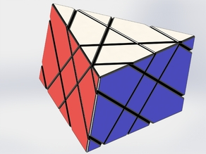 Triangular Prism (3x3 Shapemod)