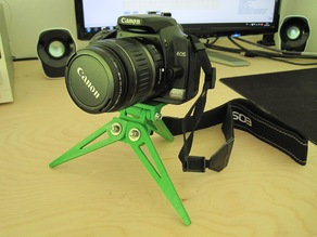 Compact Camera Tripod - foldable