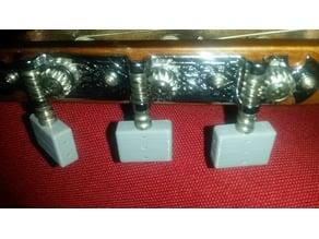 Guitar tuner knob