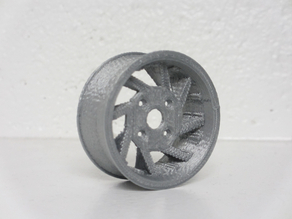 Wheel for Baja Buggy
