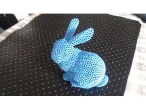 Rabbit limit test without base Voronoi