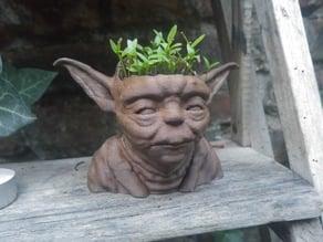 Yoda micro Vase
