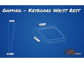 Gaming Keyboard Wrist Rest