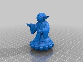 A Proper Yoda Knob - an Ender 3 knob