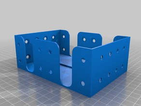 Box 100x140x52  Modular Organizer