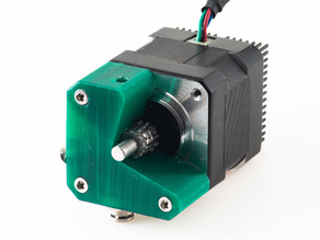 Gearstruder J7 - Dual Drive Extruder