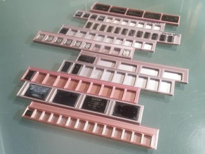 Sorting Trays for SMD Integrated Circuits