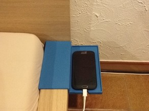Bedside Smartphone (and Cup) Holder