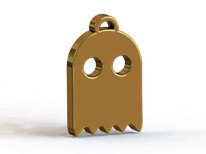 PacMan Ghost - KEY CHAIN