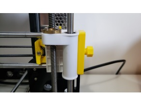 Anet A8 X Axis Belt Tensioner by 3D Life