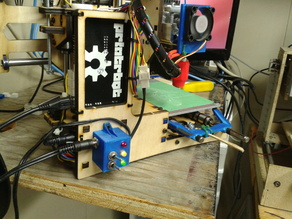 PrintrBot Simple Power Panel