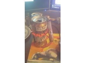 Beer Bottle/Can Cigar Holder