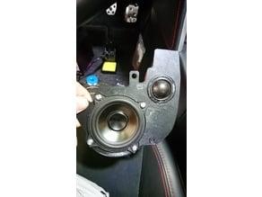 Dashboard Speaker Adapter for Toyota GT86/Scion FR-S/Subaru BRZ