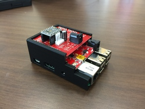 GRBL Tube - Raspberry Pi & Arduino Sleeve
