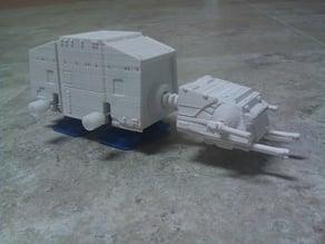Imperial Windup Walker