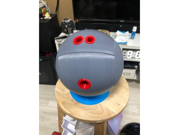 1:1 scale customizable bowling ball 2 by jinhwanlazy
