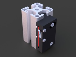 adjustable Endstop housing right side