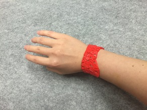 Kinematic bracelet by Nervous system