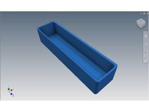 Toolbox Tidy Single - 175x45x35