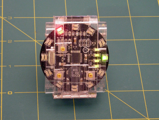 MakerBot Watch Lit