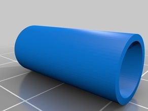 Türschanier Kunststoffhülse / door hinge plastic sleeve