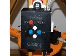Telescope OnStep controller  - Box for  Arduino MEGA2560 board