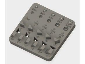 3D print test model 2