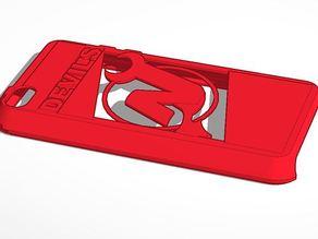 NJ Devils ipod 4 case