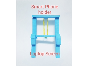 Smart Phone Holder - Laptop Screen