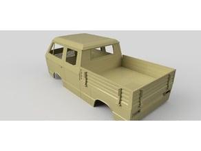VW Vanagon Doka