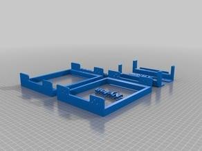 Monoprice Select Mini Glass Bed