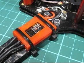 FVT littlebee 20a ESC cover for ZMR250 arms