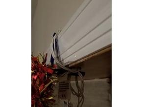 Window Trim Light Bracket