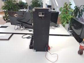 Photobooth: GoPro + Raspberry Pi