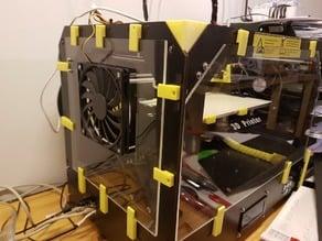 4mm Side Acrylic mount CTC...
