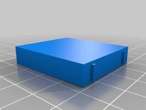 Sinclair Microdrive Cartridge Cover