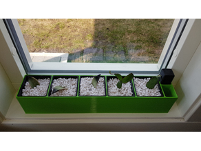 Self-Watering planter (1-5 in 1)