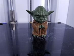 Mini Yoda MultiColor Remix