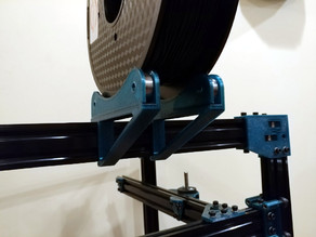 Bearing Spool Holder for 2020 2040 3030 Extrusion