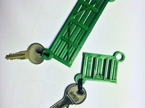 Gate key-fobs