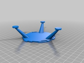Ubiquity UAP-AC-LITE UFO Legs
