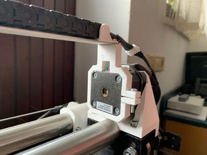 MPCNC Z axies cable chain mounts 25mm