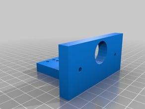mount laser module for prusa i2