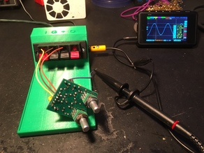 Stompbox Test Rig