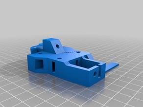 Felix Printer Baseplate for E3D-Hotend-Holder