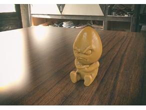 Grumpy Egg