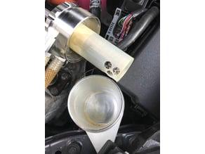 Ruien oil catch can baffle