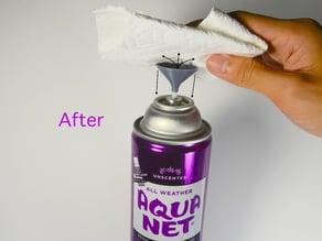 Hairspray Pump